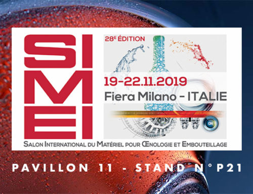 SIMEI 2019, come and visit us !