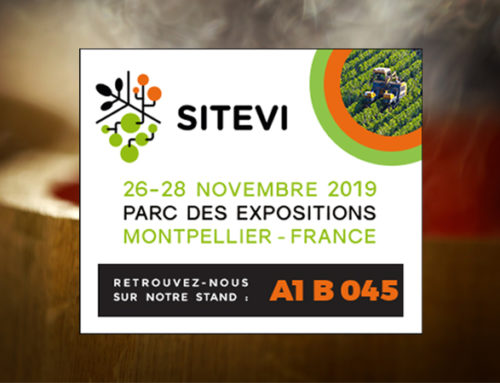 See you in Montpellier at SITEVI